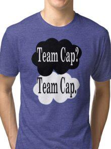 Team Cap? Team Cap Tri-blend T-Shirt