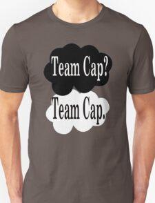 Team Cap? Team Cap Unisex T-Shirt