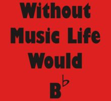 Music B Flat One Piece - Long Sleeve