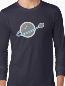 That's no m-SPACESHIP! Long Sleeve T-Shirt