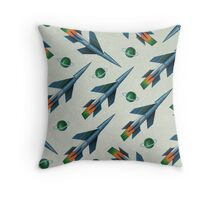 Dicky Bow - Apollo Throw Pillow