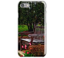 A Time For Everything (please read verse)  iPhone Case/Skin