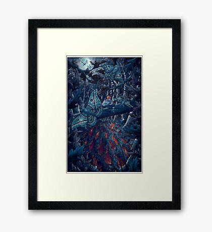 Kvothe's Legend Framed Print