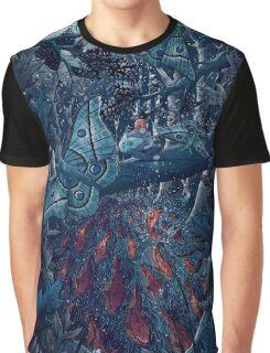 Kvothe's Legend Graphic T-Shirt