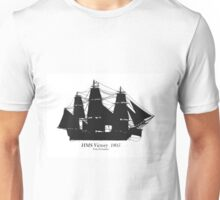 HMS Victory 1805, tony fernandes Unisex T-Shirt