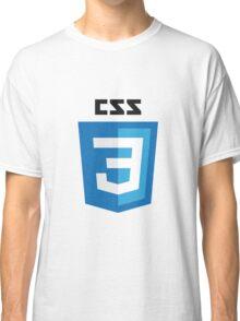 CSS3 Classic T-Shirt
