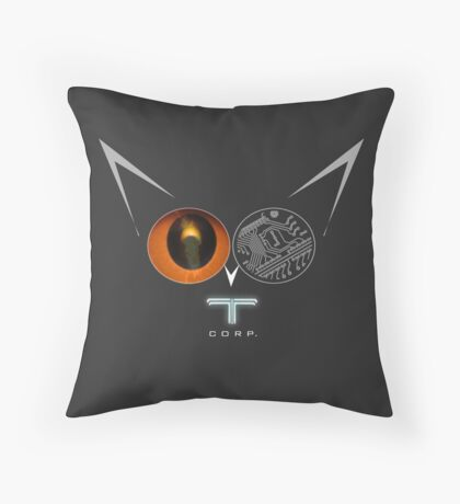 Tyrell Owl Throw Pillow