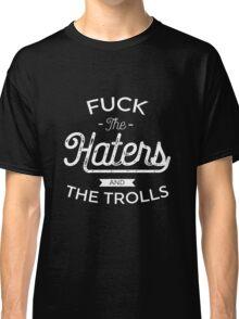 The Trolls - White Classic T-Shirt