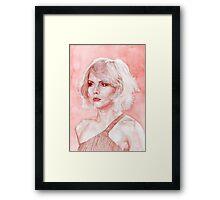 Debbie Harry Framed Print