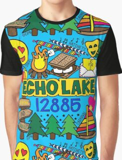 Echo Lake Graphic T-Shirt