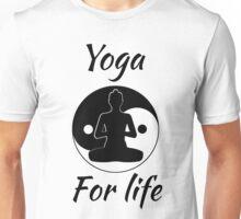 Yoga for life Unisex T-Shirt