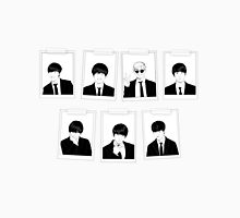 BTS ID Photo- Monochrome (Landscape) Unisex T-Shirt