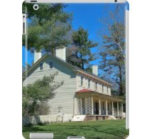 Farm House History  iPad Case/Skin