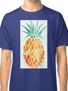 Pineapple Print Classic T-Shirt