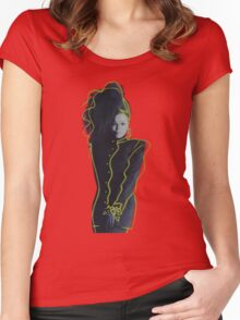Janet Jackson - Control Women's Fitted Scoop T-Shirt