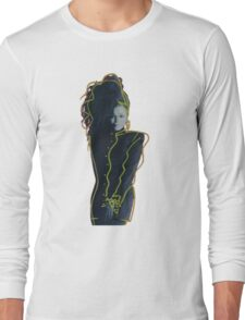 Janet Jackson - Control Long Sleeve T-Shirt