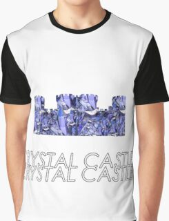 Crystal Castles// Crystal castle Graphic T-Shirt