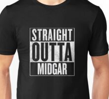 Straight Outta Midgar - Final Fantasy VII Unisex T-Shirt