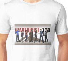 Warehouse 13 - Drawing - Cast Unisex T-Shirt