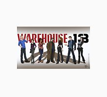 Warehouse 13 - Drawing - Cast Unisex T-Shirt