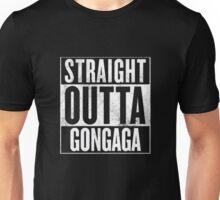 Straight Outta Gongaga - Final Fantasy VII Unisex T-Shirt