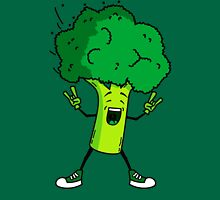 Broccolli rocks Unisex T-Shirt
