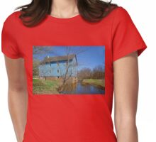 The Blue Mill Womens Fitted T-Shirt