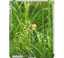 Pretty Pearl Crescent Butterfly iPad Case/Skin