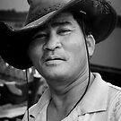 Vietnamese Guy from Hue by Andrew  Makowiecki