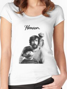 Henson Women's Fitted Scoop T-Shirt