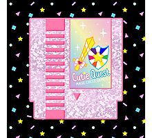Cutie Quest Cartridge Photographic Print