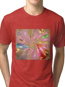 Morphing Through Time Tri-blend T-Shirt