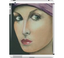 Renaissance closeup iPad Case/Skin