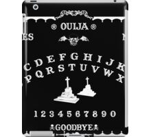 Ouija Board iPad Case/Skin