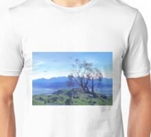 There is a rapture on the lonely shore Unisex T-Shirt