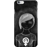 Feminist Spirit iPhone Case/Skin
