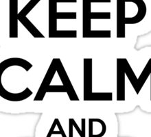 Keep Calm and use AutoCAD Sticker