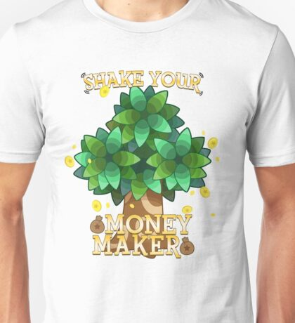 Animal Crossing - Shake your money maker Unisex T-Shirt