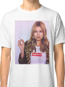 supreme kate moss Classic T-Shirt