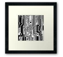 PCB / Version 1 Framed Print