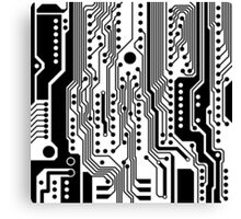 PCB / Version 1 Canvas Print