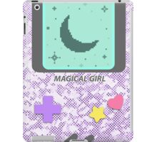 Magical Girl Game Console iPad Case/Skin