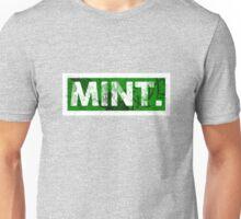 Mint.   Green Unisex T-Shirt