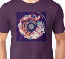 Stereographic Train Graffiti Unisex T-Shirt