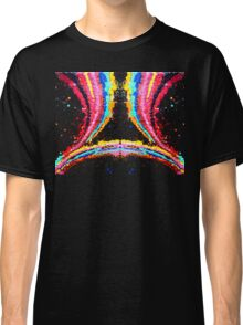 Mirrored Crayola Diffraction Classic T-Shirt