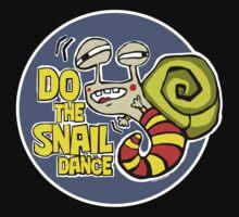 Do the Snail Dance One Piece - Long Sleeve