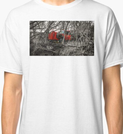 Montreal West side abadoned truck  Classic T-Shirt