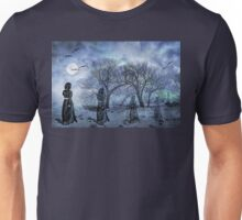 Entering A Dark Dimension Unisex T-Shirt