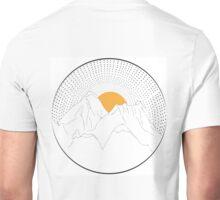 Mountain Horizon Unisex T-Shirt