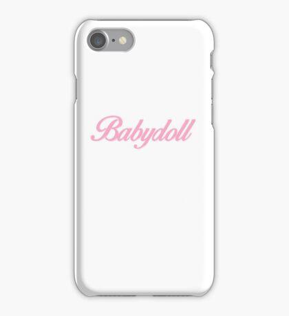 Babydoll iPhone Case/Skin